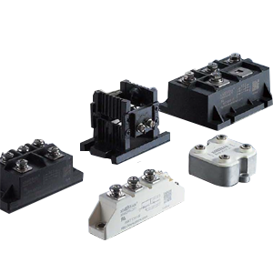 功率半导体模块、桥式整流器系列