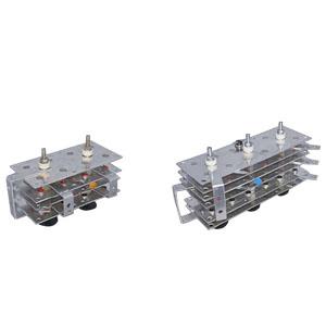 气体保护电焊机组件
