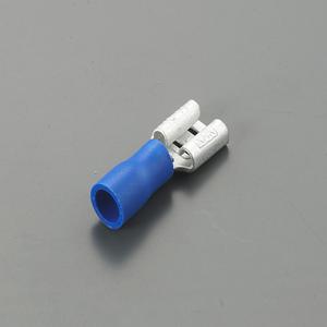 PVC绝缘套母插端头